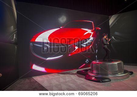 Ces 2014 Mazda