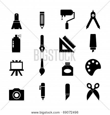 Art tool Icon