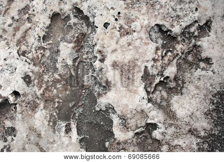 Abstract Rough Stone Structure