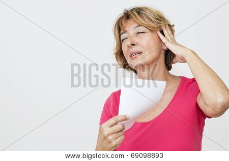 Woman In Menopause
