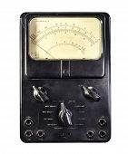 Old Ammeter poster