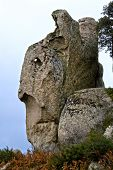 picture of megaliths  - Megaliths Argimusco  - JPG