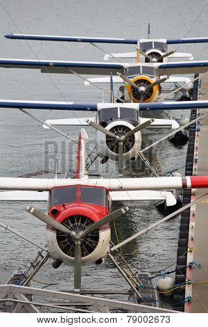 Floatplane Base Dock