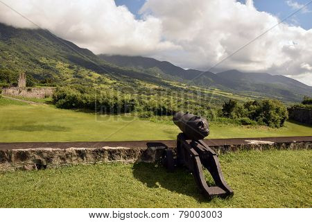 Fort George In St Kitts