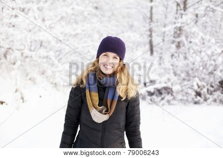 girl outside