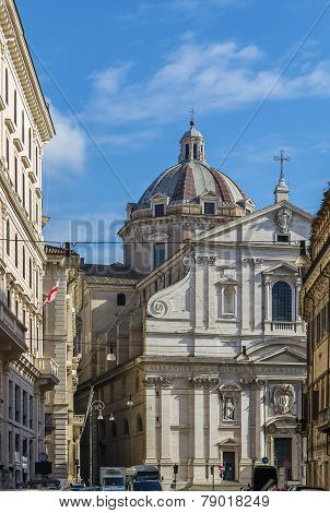 Church Of The Gesu, Rome