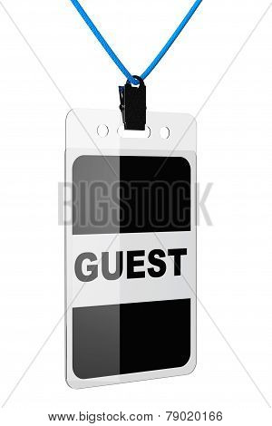 Guest Identification Card