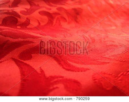rotem Tuch Hintergrund