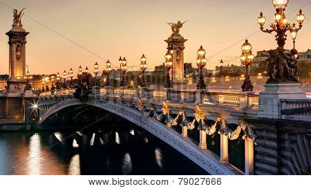Bridge in France
