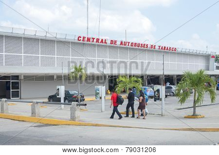 Villahermosa Bus Station