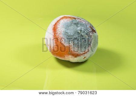 A Moldy Tangerine