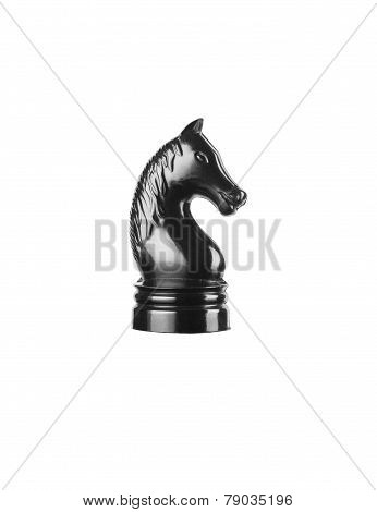 Chess Black Horse