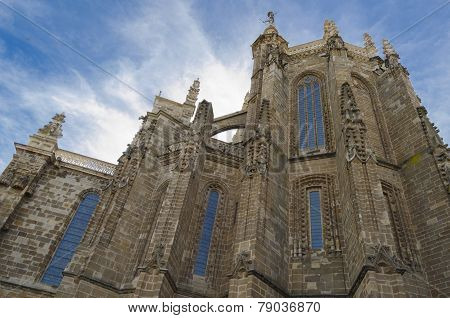 Ancient cathedral