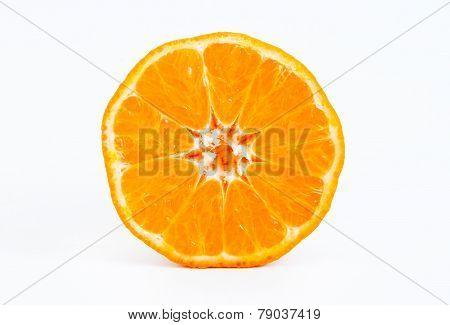 Tangerine Half