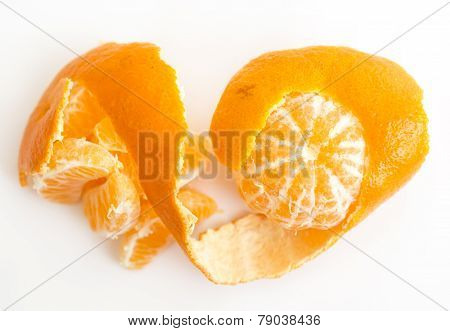 Tangerine Peeled