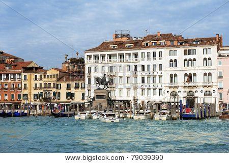 Hotel Londra Palace In Venice, Italy
