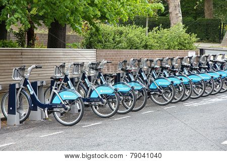 London Bike Sharing