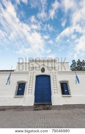 Independence House In Tucuman, Argentina.