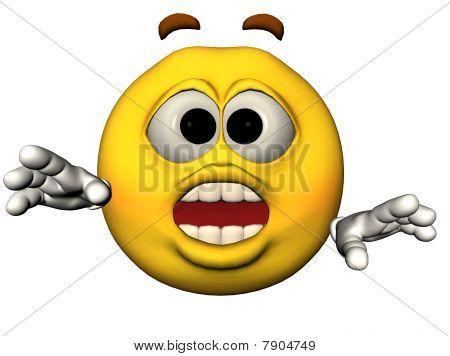 Surprised Emoticon
