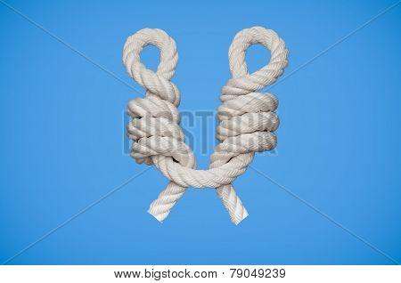 Catspaw Knot