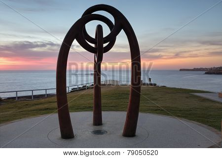 Memorial To Victims Of Bali Bombing Coogee Australia