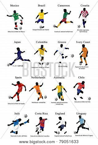 Football National Teams - 1