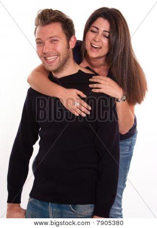 Hilarious Couple
