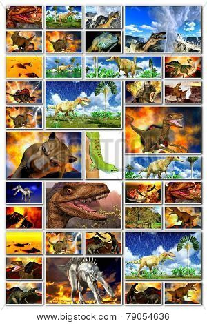 Doomsday in the world of dinosaurs