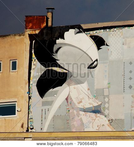 Graffiti Of Monastiraki