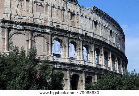Roman Colloseum