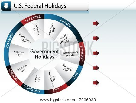 Us Federal Government Holidays