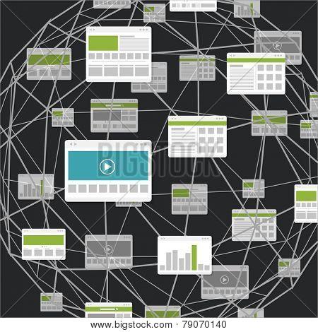 Modern digital media environment