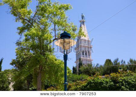church in Rovinj