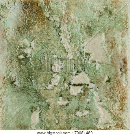 Green Ceramic Texture