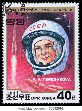 Russian Cosmonauts