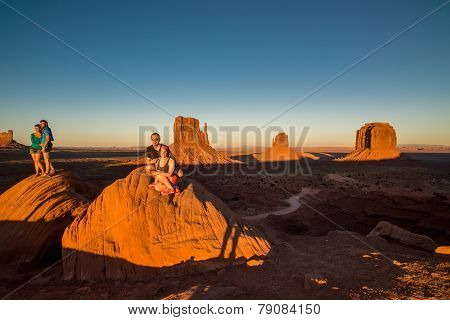 Memories of Monument Valley