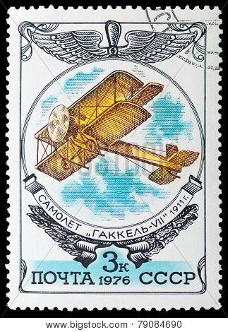 Soviet Aircraft
