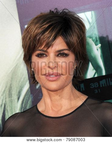 LOS ANGELES - MAR 12:  Lisa Rinna arrives to the