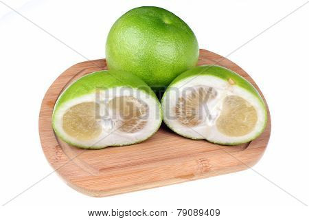 Green Grapefruit Sweetie