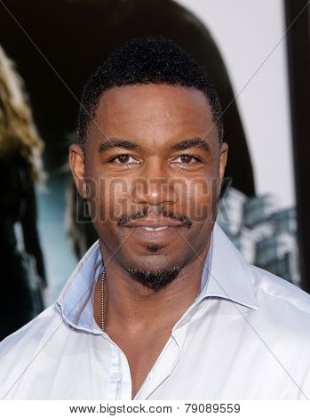 LOS ANGELES - AUG 01:  Michael Jai White arrives to