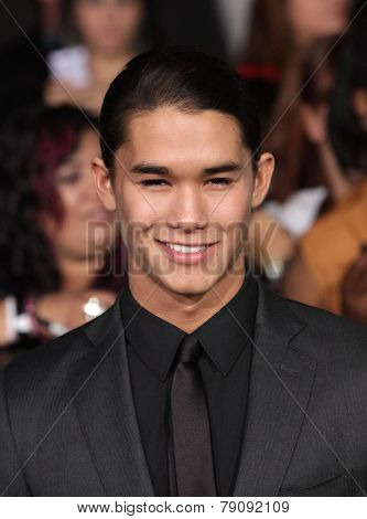 LOS ANGELES - NOV 11:  BooBoo Stewart  arrives to the