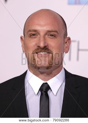 LOS ANGELES - FEB 06:  MCIAHEL SUCSY arrives to the 'The Vow' World Premiere  on February 06, 2012 in Hollywood, CA