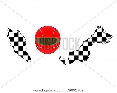 Racing Map Malaysia