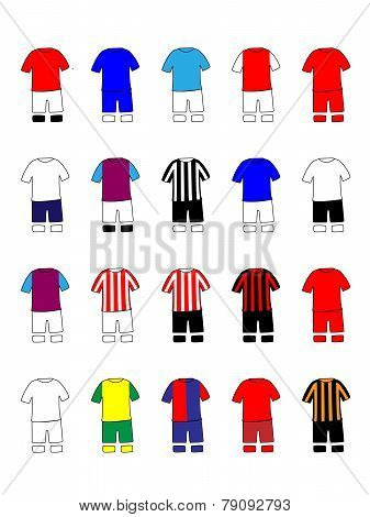 English League Clubs Kits 2013-14