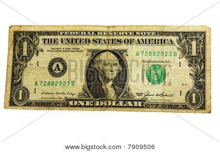 Shabby dollar