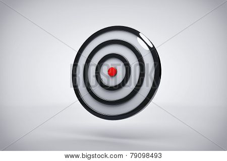 Bullseye Precision Background