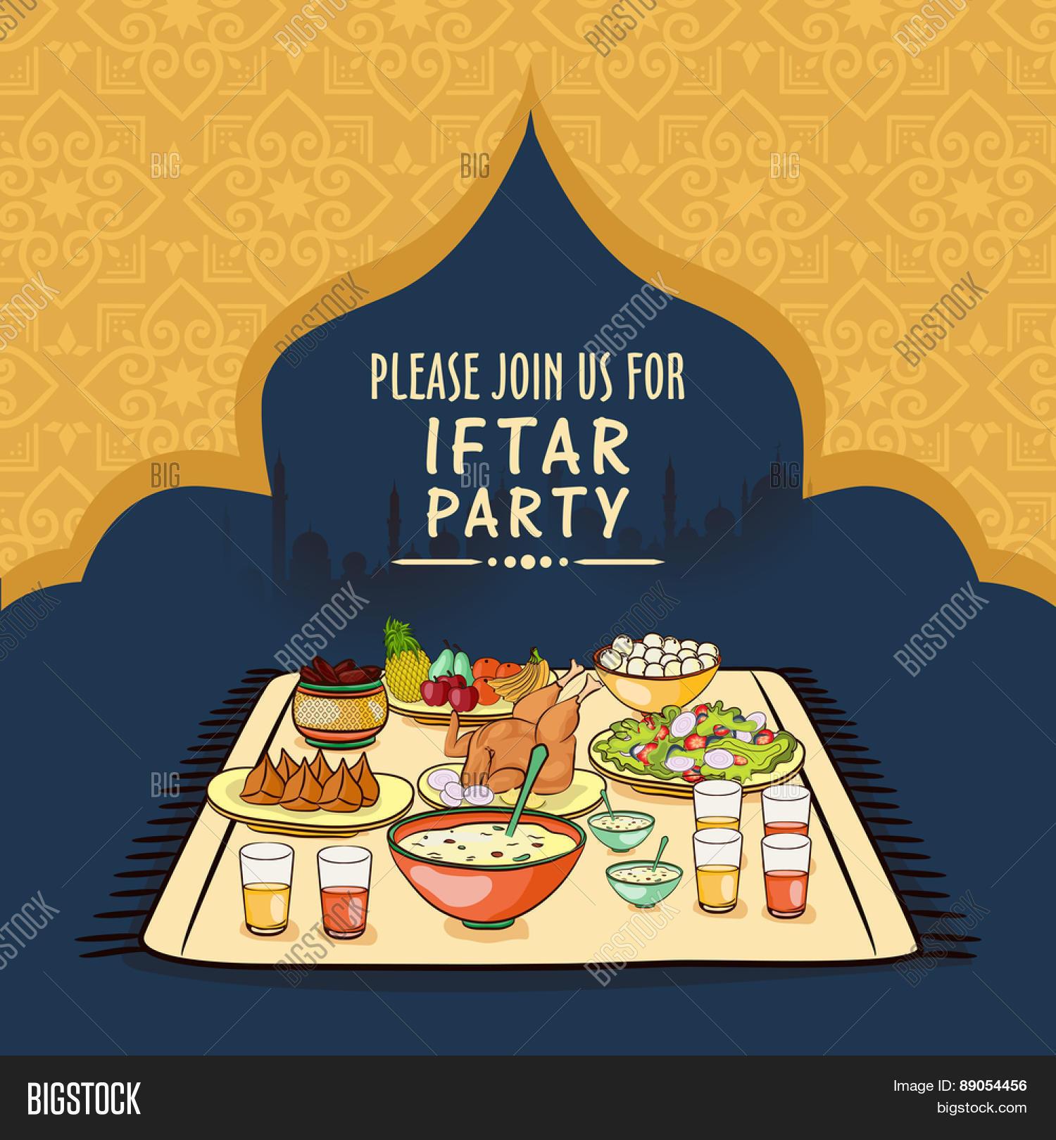 Arabic Invitation Cards is amazing invitations template