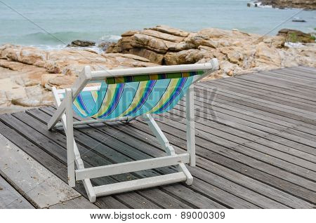 Beach Colorful Chair