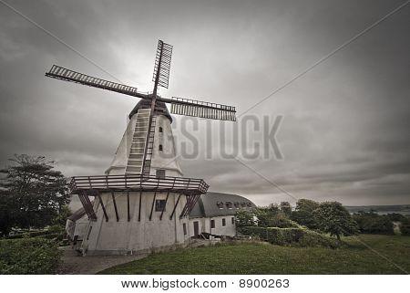 Dybboel Mill
