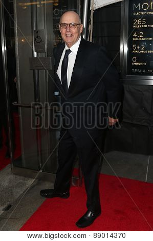 NEW YORK-APR 21: Actor Jeffrey Tambor attends the 2015 Time 100 Gala at Frederick P. Rose Hall, Jazz at Lincoln Center on April 21, 2015 in New York City.